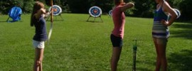 Archery Lessons – Sunday March 09 – 2014